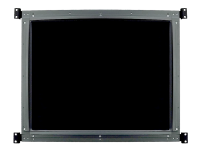 19″ LCD display (replace the standard cathode-ray tube at the Furuno Radar Station FR-2115/2125)