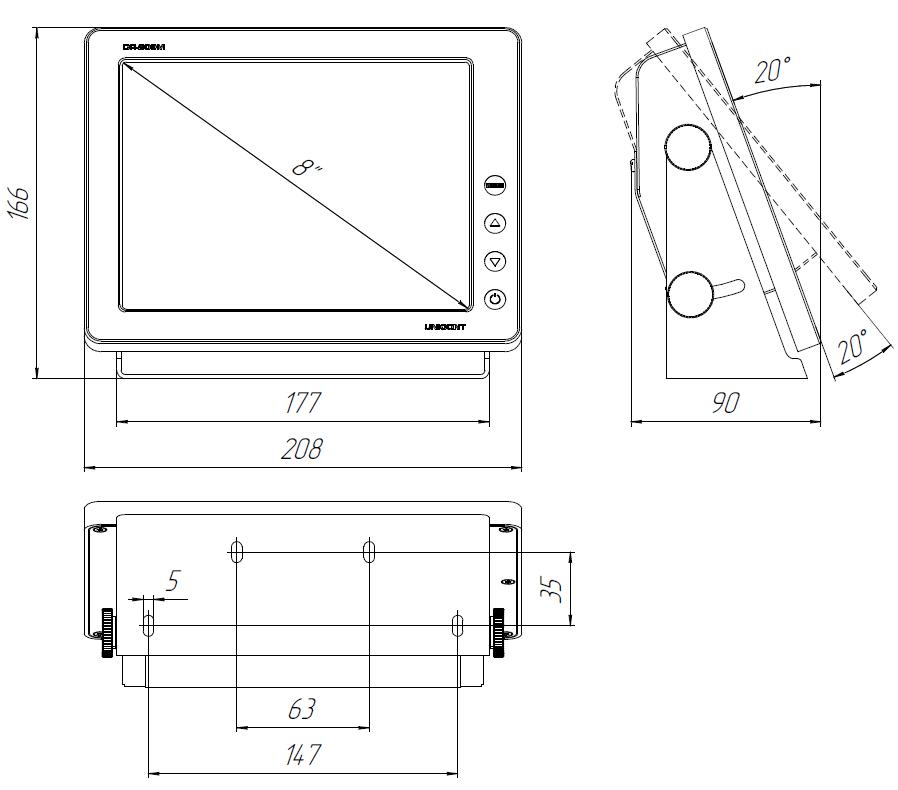 Multipurpose Digital Repeater    Repeaters And Indicators