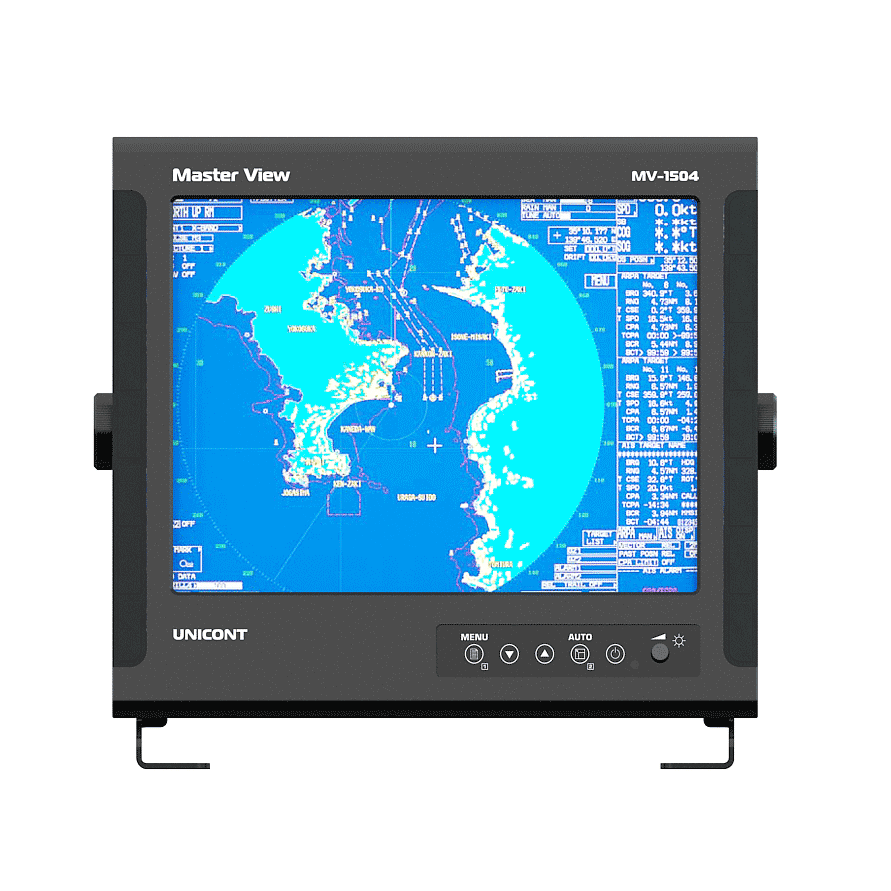 Marine LCD display (LCD, 15″) series 4