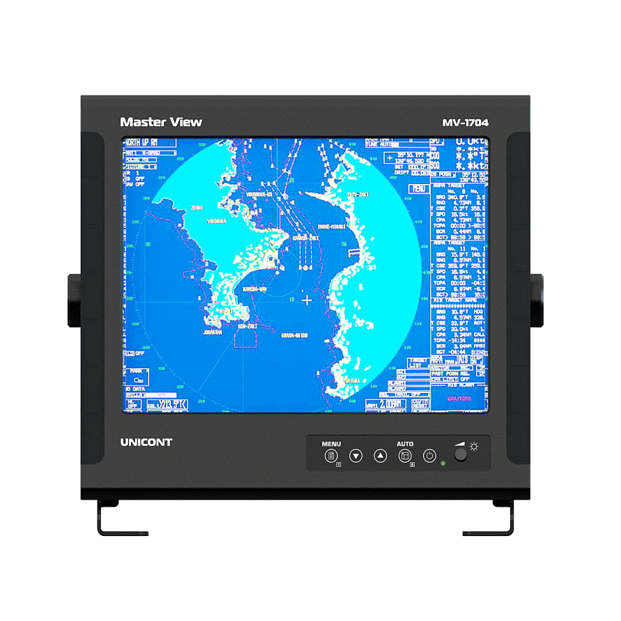 Marine LCD display (LCD, 17″) series 4