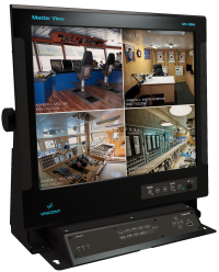 Ship Security Surveillance TV System